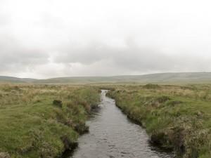 River across the moor - 72dpi